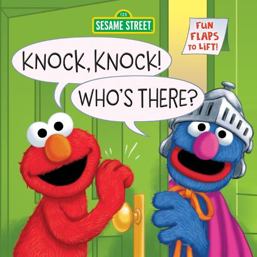 Knock, Knock! Who's There? (Board book)