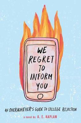 We Regret to Inform You (Hardback)