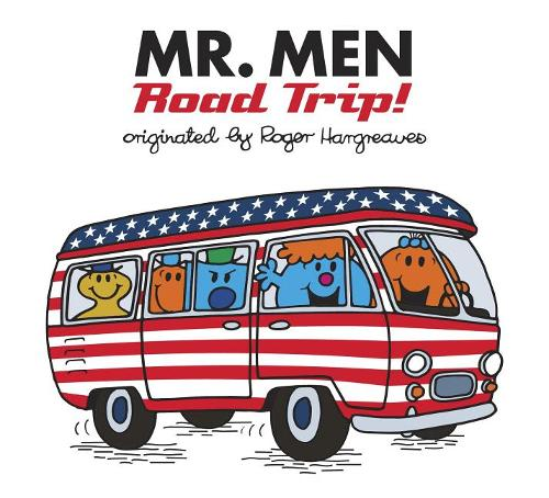 Mr. Men: Road Trip! - Mr. Men and Little Miss (Paperback)
