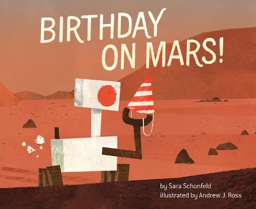 Birthday On Mars! (Hardback)