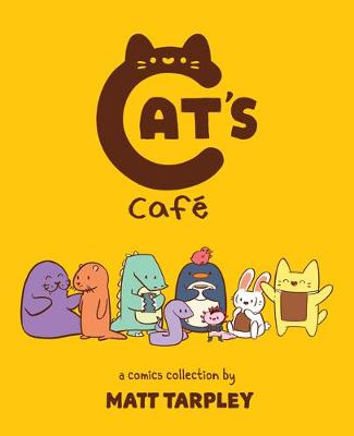 Cat's Cafe: A Comics Collection (Paperback)