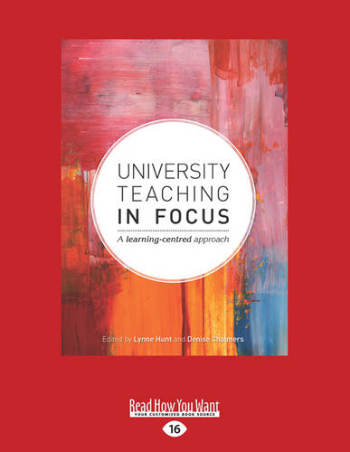 University Teaching in Focus: A Learning-Centred Approach (Paperback)
