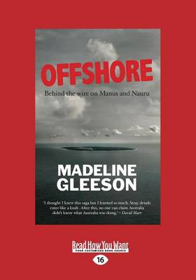 Offshore: Behind the Wire on Manus and Nauru (Paperback)