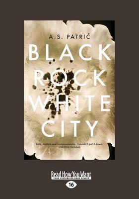 Black Rock White City (Paperback)