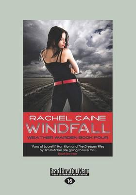 Windfall: Book Four of the Weather Warden series (Paperback)