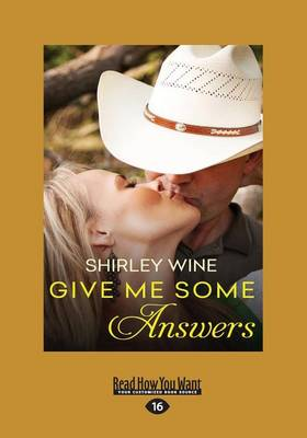 Give Me Some Answers (Paperback)