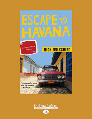 Escape to Havana: A Foreign Affairs Mystery (Paperback)