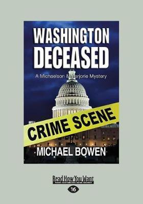 Washington Deceased: A Washington D.C. Mystery (Paperback)
