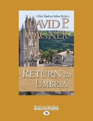 Return to Umbria: A Rick Montoya Italian Mystery (Paperback)