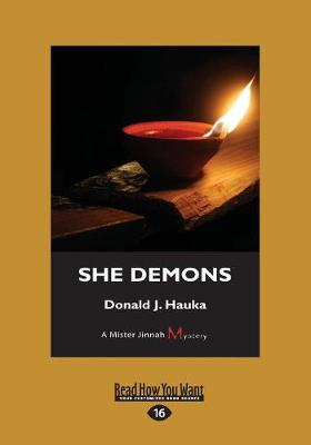 She Demons: A Mister Jinnah Mystery (Paperback)