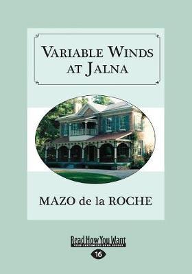 Variable Winds at Jalna (Paperback)
