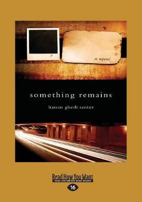Something Remains (Paperback)