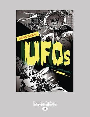 The Big Book of UFOs (Paperback)