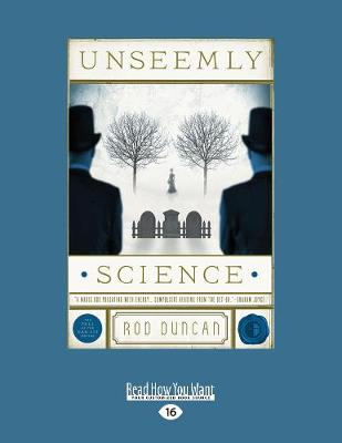 Unseemly Science: Being Volume Two of The Fall of The Gas-Lit Empire (Paperback)