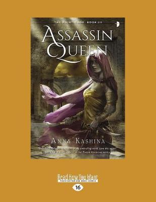 Assassin Queen: The Majat Code Book III (Paperback)