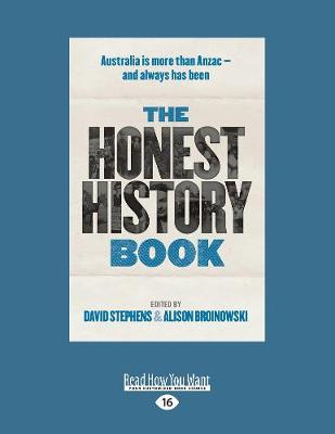 The Honest History Book (Paperback)