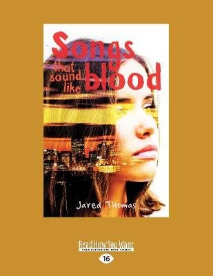 Songs that sound like blood (Paperback)