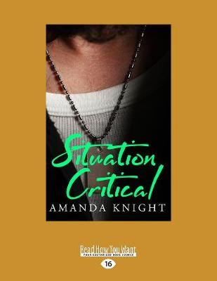 Situation Critical (Paperback)