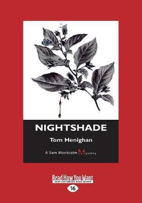 Nightshade: A Sam Montcalm Mystery (Paperback)