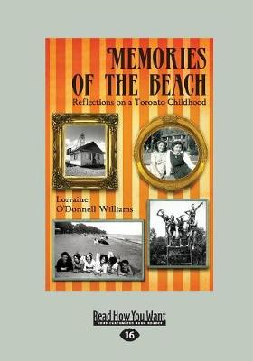 Memories of the Beach: Reflections on a Toronto Childhood (Paperback)