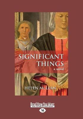 Significant Things: A Novel (Paperback)