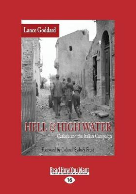 Hell & High Water: Canada and the Italian Campaign (Paperback)