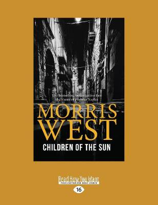 Children of the Sun: The bestselling investigation into the slums of postwar Naples (Paperback)