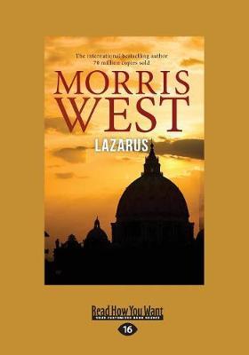 Lazarus (Paperback)
