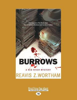 Burrows: A Red River Mystery (Paperback)