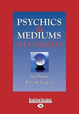 Psychics and Mediums in Canada (Paperback)