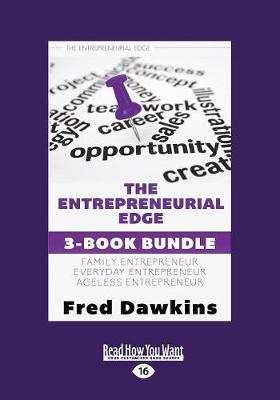 The Entrepreneurial Edge 3-Book Bundle: Everyday Entrepreneur / Family Entrepreneur / Ageless Entrepreneur (Paperback)