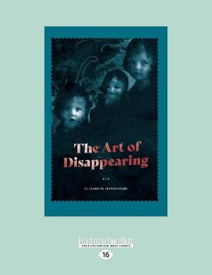 The Art of Disappearing (Paperback)