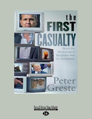 The First Casualty (Paperback)