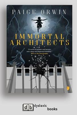 Immortal Architects: An Interminables Novel (Paperback)