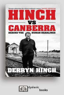 Hinch Vs Canberra: Behind the human headlines (Paperback)