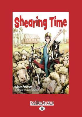 Shearing Time (Paperback)