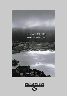 Big Weather: Poems of Wellington (Paperback)