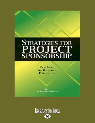 Strategies for Project Sponsorship (Paperback)