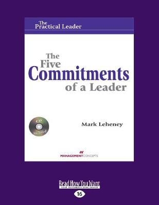 The Five Commitments of a Leader (with CD) (Paperback)