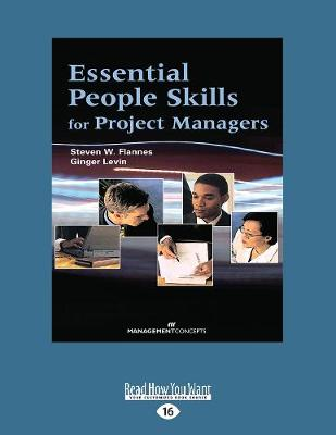 Essential People Skills for Project Managers (Paperback)