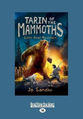 Tarin of the Mammoths: Cave Bear Mountain (BK3) (Paperback)