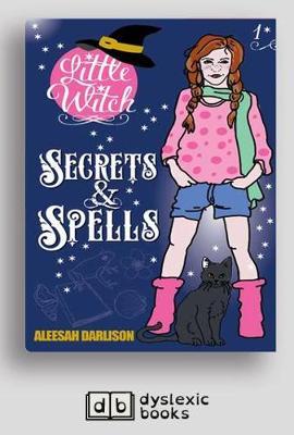 Little Witch: Secrets & Spells (Paperback)