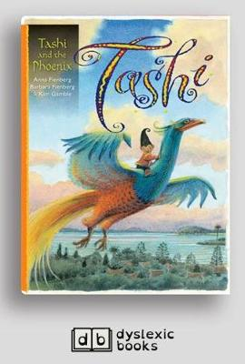 Tashi and the Phoenix (Paperback)