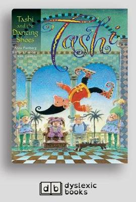 Tashi and the Dancing Shoes (Paperback)
