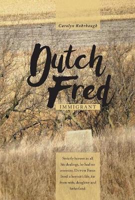 Dutch Fred (Hardback)
