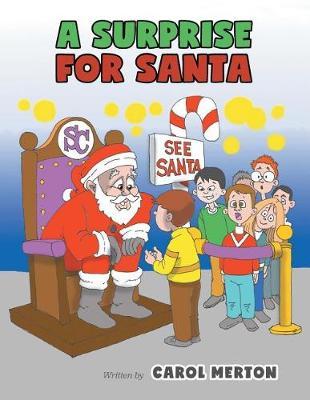 A Surprise For Santa (Paperback)