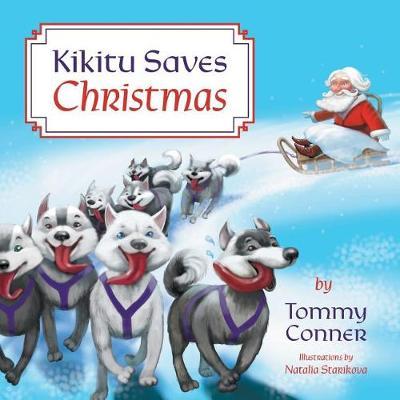 Kikitu Saves Christmas - Kikitu (Paperback)