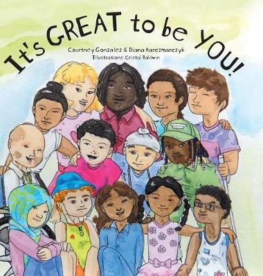 It's Great to Be You! (Hardback)