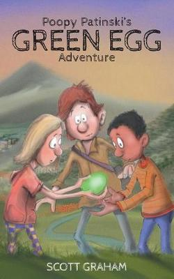 Poopy Patinski's Green Egg Adventure (Paperback)