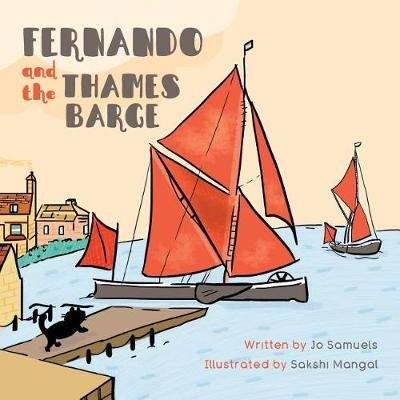 Fernando and The Thames Barge (Paperback)